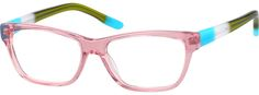 Order online, girl pink full rim acetate/plastic cat-eye eyeglass frames model #669319. Visit Zenni Optical today to browse our collection of glasses and sunglasses.