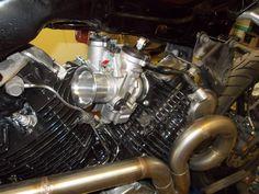 Yamaha TR1-R Café Racer