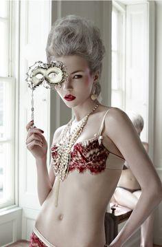 барокко дамы: Барокко http://baroque-ladies.tumblr.com/