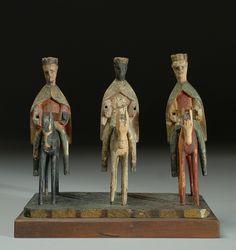 Los Tres Reyes Magos | Colonial Arts