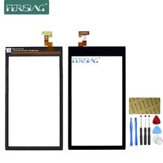 Ferising AAA Touch Screen For HTC Desire 510 D510 510G Mobile Phone Touch Panel Sensor Digitizer Replacement Glass + Tools kit #Affiliate