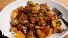 Kung Pao Chicken, Bacon, Healthy Recipes, Healthy Meals, Ethnic Recipes, Food Ideas, Chef Recipes, Cooking, Clean Eating