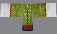 Woman's Ensemble: Robe, Skirt, and Sash | Woman's Ceremonial Outfit | Choi Bok-hee, Korean, 1930 - 2007
