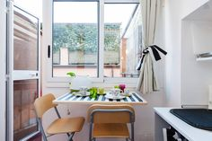 Places to stay in Rome $93/night.  Good location, small balcony