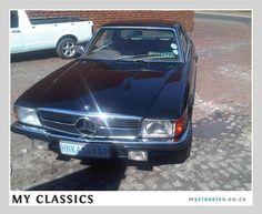 1978 MERCEDES-BENZ 450 SLC  classic car