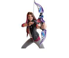 Unleash Your Girl Power with Nerf's Rebelle Agent Bow! @hasbronews @kidzvuz #spon