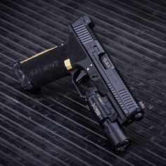 Rocketumblr | Salient Arms G17