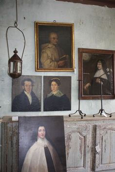 old portraits