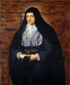 Portrait of Infanta Clara Eugenia, Governess of the Netherlands - Peter Paul Rubens