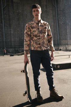 JC Ervalho by Matt Feddersen shot in New York #skate #skateboarding #fashion #fashionphotography #design #photography