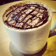 If the day comes when you don't see a picture of one of these from me, it's very well likely I'll have died! #caffeine #Coffee #cocoacappuccino #starbuckscoffee #starbucks