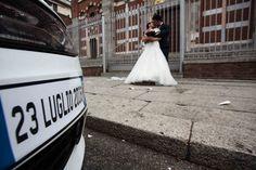 #matrimonio #wedding #sposo #sposa #car #kiss