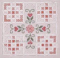 Garnet Embroidery Kit