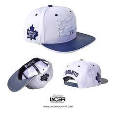 NEW RELEASE // Toronto Maple Leafs 'Jersey' Snapback // Now Available Online