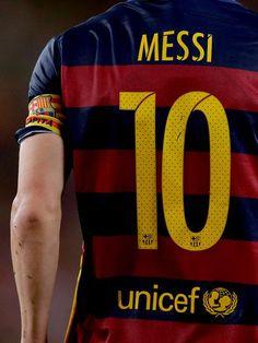10 Messi