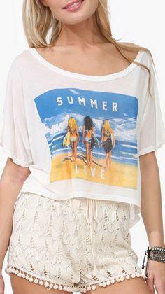 Summer Love Tee Shirt