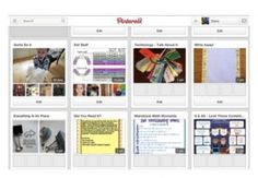 My Pinterest is growing!