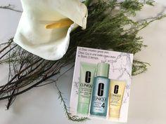 Solução para pele oleosa: Clinique 3 Steps Review >Já há muito tempo que não vos trazia um review sobre produtos de beleza por isso hoje trago-vos a minha opinião sobre este kit Clinique 3 Steps.