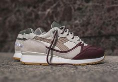 KITH & Slam Jam Re-introduce The Diadora V7000 In Two Ways - SneakerNews.com