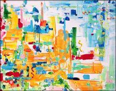"""Saatchi Art Artist Heather W Ernst; Painting, """"Demináge"""" #art"""