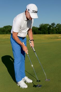 Hitting It Solid together with Australian Golf Digest and instructor Cameron McCormick share 4 great ways to improve your golf putting. Clubs In Dallas, Golf Books, Golf Score, Golf Putting Tips, Switch Words, Golf Chipping, Golf Instruction