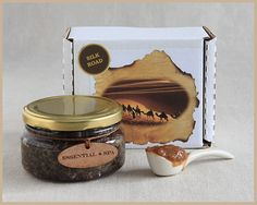 Body Scrub - Queen of Sheba, Recycled Jars, Shops, Body Scrub, Soy Candles, Coconut, Place Card Holders, Queen, Chocolate, Bathroom