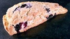 Blueberry Lemon Poppy Seed Scones with Lemon Glaze Recipe | The Chew - ABC.com
