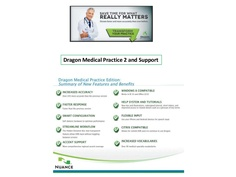 Dragon Medical Support by KnowBrainer.com via Slideshare