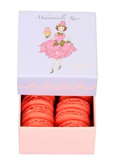 mademoiselle rose box