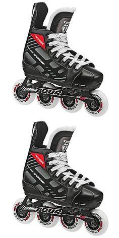 3dd35d9efd219 Roller Hockey 64669  Tour Hockey 38Ty-M Fb-225 Adjustable Inline Hockey  Skate Size 1-4 -  BUY IT NOW ONLY   84.64 on eBay!