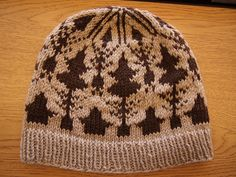 Ravelry: 221B Hat pattern by Sami Brooker