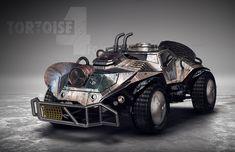 Tortoise4, Matt Tkocz on ArtStation at https://www.artstation.com/artwork/custom-armored-vehicle