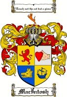 Macintosh crest (coat of arms)