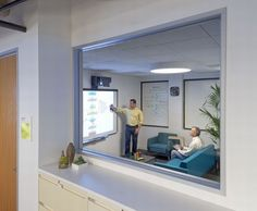 Kaiser Permanente Information Technology office by Huntsman Architectural Group, San Francisco office