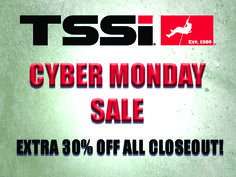 CYBER MONDAY ONLY! Get an extra 30% ALL Closeout including TACOPS Closeout! And don't forget the TACOPS Tactical Rescue Knife is on sale, BUY 2 GET ONE FREE! For a limited time only!