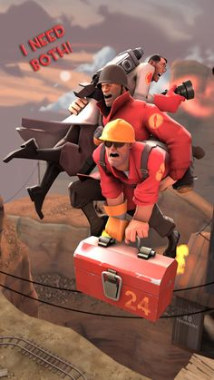 by daesdemona on DeviantArt Team Fortess 2, Red Team, Rocket Jump, Team Fortress 2 Medic, Valve Games, Tf2 Memes, Overwatch, Video Games, Anime