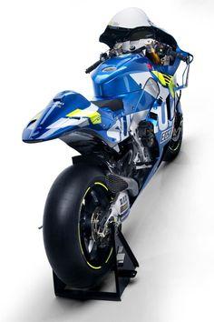 MotoGP2019 スズキGSX-RRギャラリー | 気になるバイクニュース。 Suzuki Gsx, Suzuki Motos, Suzuki Motorcycle, Motorcycle Art, Racing Motorcycles, Custom Motorcycles, Ducati, Yamaha, Bike Frame