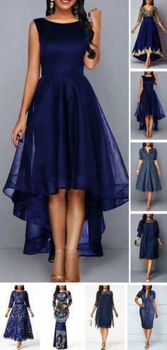 Hottest Dresses Perfect For Women – Diet and Slimming Hot Dress, Dress Me Up, Women's Fashion Dresses, Dress Outfits, Blue Dresses For Women, Hottest Dresses, Evening Dresses, Summer Dresses, Latest Fashion For Women