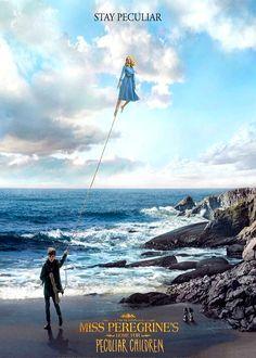 Kalligula-Films: Дом Странных Детей Мисс Перегрин / Miss Peregrine'...