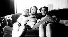 Stu_&_Brana_Pinsky_with_Aunt_Lee_Goldberg_by_Carol_Pinsky | by reel3d1