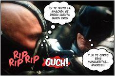 Bane inglip & Batman Troll