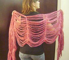 chal: paño de seda para cubrir