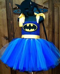 batman tutoo dress | Batman Superhero Inspired Tutu Dress Costume - Up to ... | Children I ...