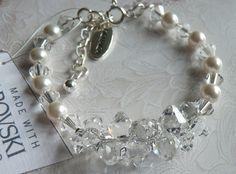 Ornara Perlenarmband Hochzeit