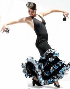 Flamenco Skirt Falquadena