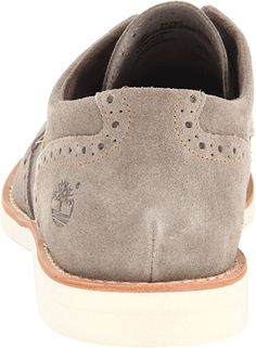 Amazon.com | Timberland Men's Earthkeepers Stormbuck Lite Brogue Ox Lace-Up, Taupe, 9 D US | Shoes