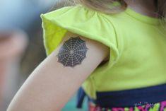 DIY Temporary Tattoos - make your own custom tattoos! Such a cool idea!