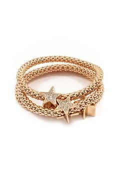 Wish Bracelet in Gold