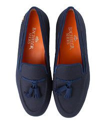 BLUE ALBERT- Bachelor Shoes