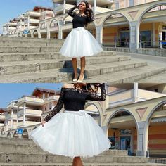 Gatta Vaidosa: Saia de tule branca!!  Gonna tulle #skirts